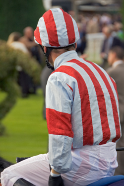 Weight Control Among Jockeys